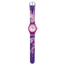 Scout Mädchen-Armbanduhr Analog Quarz Plastik 280305023 - 1