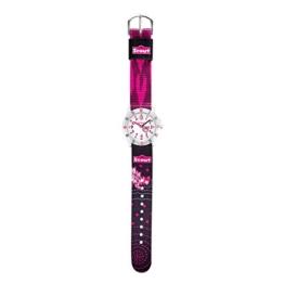 Scout Mädchen-Armbanduhr Analog Quarz Textil 280378069 - 1