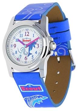 Scout Unisex-Armbanduhr Analog Quarz Plastik 280301013 - 1