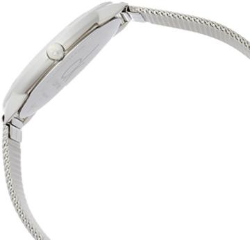 Calvin Klein Herren Analog Quarz Uhr mit Edelstahl Armband K3M2112Z - 3