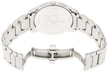 Calvin Klein Herren-Armbanduhr City Analog Quarz Edelstahl K2G21161 - 2