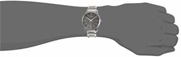 Calvin Klein Herren-Armbanduhr City Analog Quarz Edelstahl K2G21161 - 4