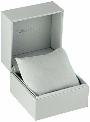 Calvin Klein Herren-Armbanduhr City Analog Quarz Edelstahl K2G21161 - 5
