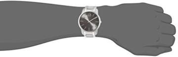 Calvin Klein Herren-Armbanduhr City Analog Quarz Edelstahl K2G21161 - 7
