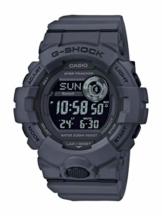 CASIO Herren Digital Quarz Uhr mit Resin Armband GBD-800UC-8ER - 1