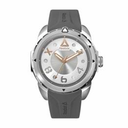 Reebok Damen Analog Quarz Uhr mit Silikon Armband RD-IMP-L2-S1IA-13 - 1