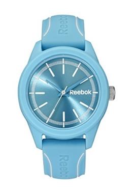 Reebok Spindrop RF-SPD-L2-PKIK-KW Damen-Armbanduhr mit blauem Silikonband - 1