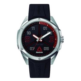 REEBOK UPPERCUT Herren Armbanduhr Analog Quarz Silikon RD-UPP-G2-S1IB-BR - 1