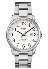 Timex Herren Analog Quartz Uhr Easy Reader - 1