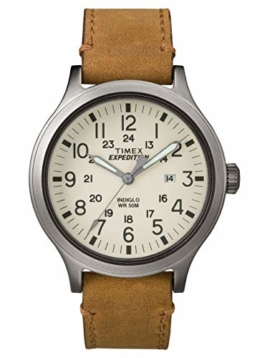 Timex Herren Analog Quartz Uhr Expedition Scout - 1