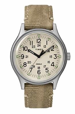 Timex Herren Analog Quartz Uhr Mk1 - 1