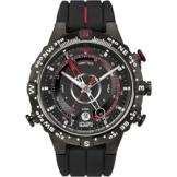 Timex Herren-Armbanduhr Analog Quarz Silikon T2N720 - 1