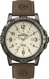 Timex Herren-Armbanduhr Analog Quarz T49990 - 1