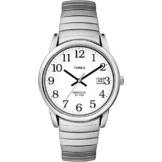 Timex Herren-Armbanduhr Weiß Analog Edelstahl T2H451D7 - 1