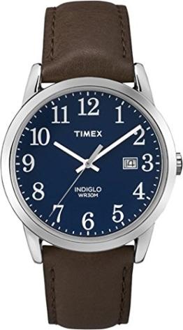 Timex Unisex-Armbanduhr Man Easy Reader Tw2P75900 Analog - 1