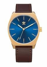 Adidas by Nixon Herren Analog Quarz Uhr mit Echtes Leder Armband Z05-2959-00 - 1