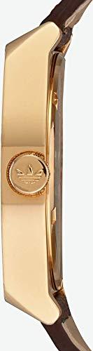 Adidas by Nixon Herren Analog Quarz Uhr mit Echtes Leder Armband Z05-2959-00 - 4
