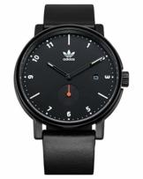 Adidas by Nixon Herren Analog Quarz Uhr mit Leder Armband Z12-3037-00 - 1