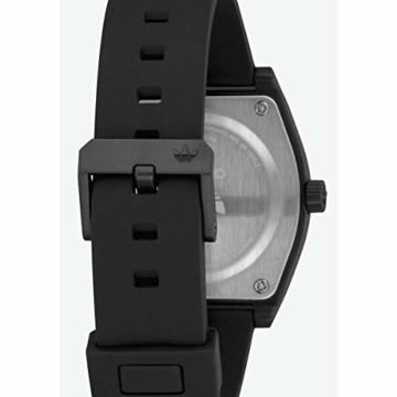 Adidas Unisex Analog Quarz Uhr mit Silikon Armband Z10-001-00 - 5