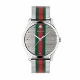 Gucci Herren-Armbanduhr G-Timeless Armband Mehrfarbig YA126284 - 1