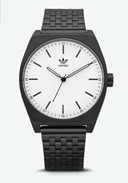 Adidas Herren Analog Quarz Smart Watch Armbanduhr mit Edelstahl Armband Z02-005-00 - 1