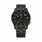 Adidas Unisex Analog Quarz Uhr mit Edelstahl Armband Z03-1041-00 - 1