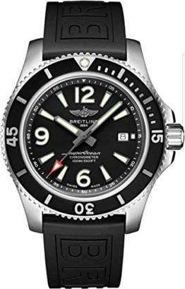 Breitling Superocean Herren-Armbanduhr, 44 mm, 1000 m wasserdicht - 1