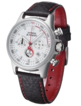 DETOMASO Herren-Armbanduhr Chronograph Quarz MTL8802C-CH1 - 1