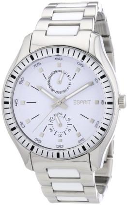Esprit Damen-Armbanduhr 304 Stainless Steel Analog Quarz Edelstahl A.ES105632006 - 1