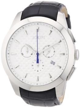 Joop Herren-Armbanduhr XL Legend Chrono Chronograph Quarz Leder JP101071F05 - 1