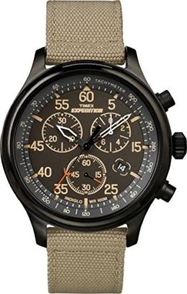 Timex Herren Analog Quarz Uhr mit Kein Armband TW4B10200 - 1