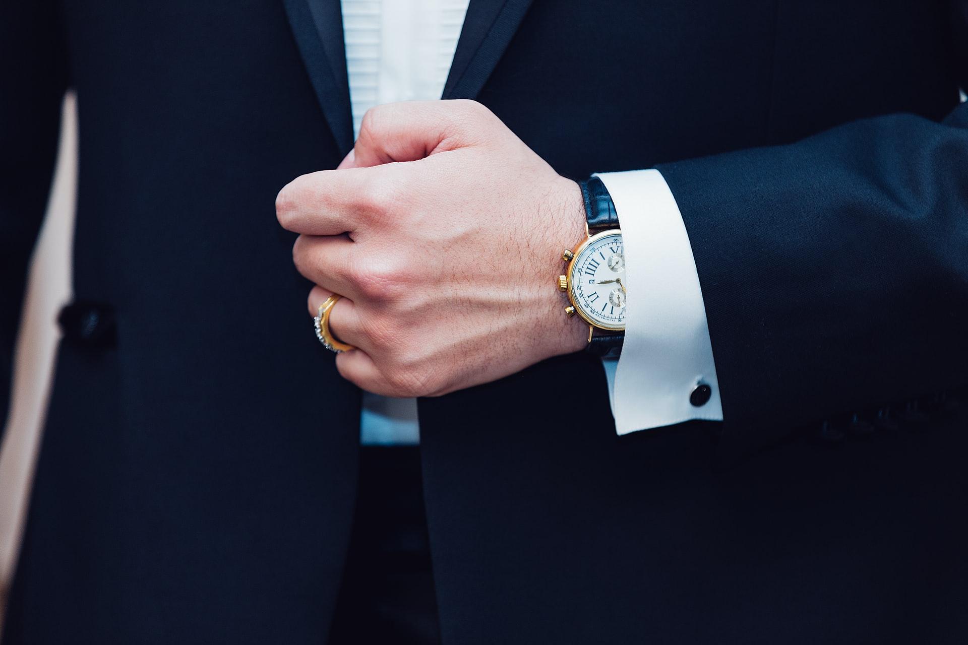 businessman-wristwatch