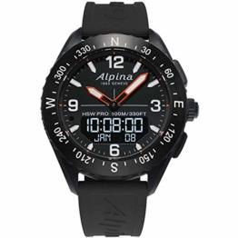 Alpina Hybrid-Smartwatch AlpinerX AL-283LBB5AQ6 - 1