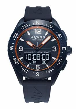 Alpina Watch AL-283LNO5NAQ6 - 1