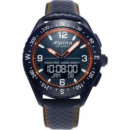 Alpina Watch AL-283LNO5NAQ6L - 1