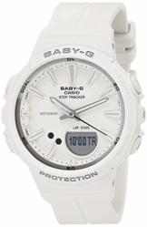 BABY-G Damen Analog-Digital Quarz Uhr mit Harz Armband BGS-100SC-7AER - 1