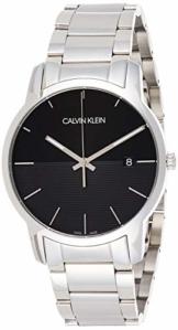 Calvin Klein Herren Analog Quarz Uhr mit Edelstahl Armband K2G2G14C - 1