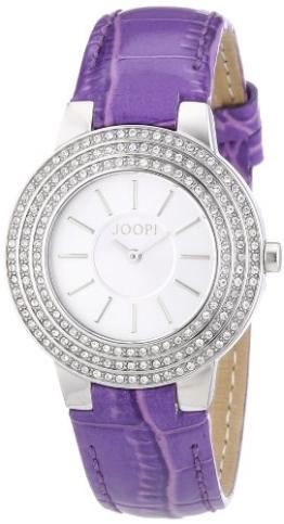 Joop Damen-Armbanduhr XS Nova Analog Quarz Leder JP100992F01 - 1