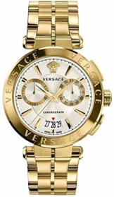 Versace VE1D00419 Aion Chronograph Herren 45mm 5ATM - 1