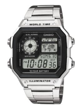 Casio Collection Herren-Armbanduhr AE 1200WHD 1AVEF - 1
