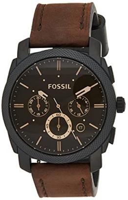 Fossil Herren Uhr mit Armband FS4656IE - 1